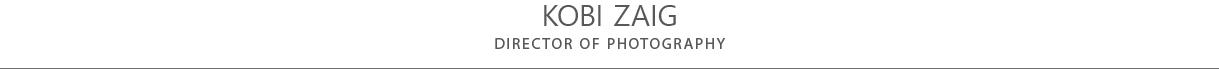Kobi Zaig