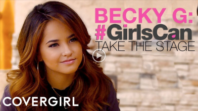 COVERGIRL- BECKY G BY SOLEDAD O